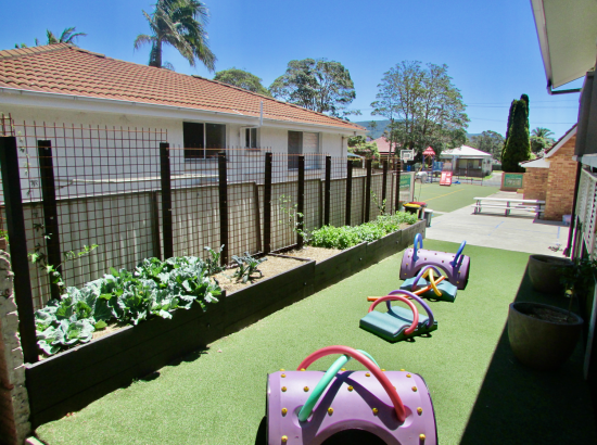 SBG Outdoor Play Area 1